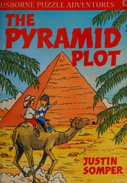 Cover of: The Pyramid Plot | Justin Somper, Peter Wingham
