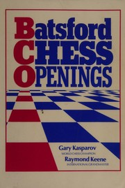 Batsford chess openings