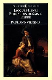 Cover of: Paul and Virginia