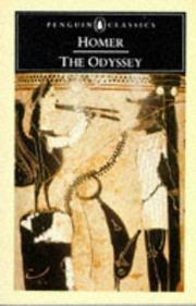 Cover of: The Odyssey | Homer
