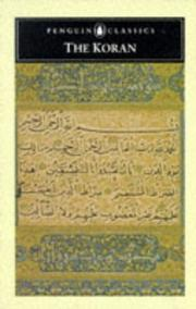 Cover of: The Koran