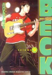Cover of: Beck Vol. 9 (Beck) (in Japanese)