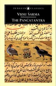 Cover of: The Pancatantra |