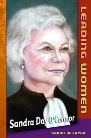 Cover of: Sandra Day O'connor
