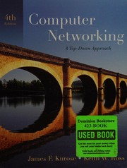 Cover of: Computer networking | James F. Kurose