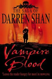 Cover of: Vampire Blood Trilogy