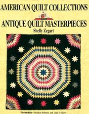 Cover of: American quilt collections