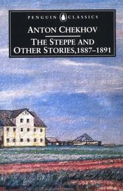 Cover of: The steppe and other stories by Anton Pavlovich Chekhov