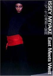 Cover of: Issey Miyake