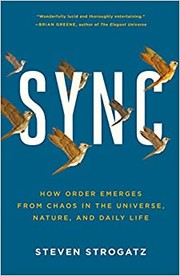 Cover of: Sync | Steven H. Strogatz