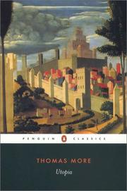 Cover of: Utopia (Penguin Classics) | Thomas More
