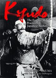 Cover of: Kyudo | Hideharu H. Onuma