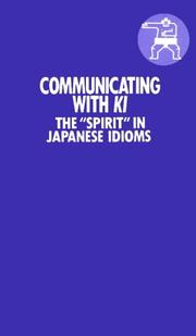 Cover of: Communicating with ki