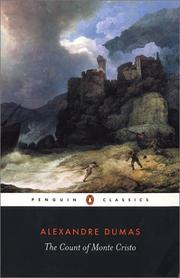 The Count of Monte Cristo (Le Comte de Monte-Cristo) by Alexandre Dumas