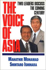 Cover of: The voice of Asia