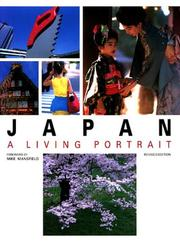 Cover of: Japan, a living portrait