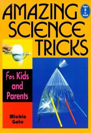 Cover of: Amazing Science Tricks for Kids and Parents