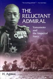 Cover of: The Reluctant Admiral | Agawa, Hiroyuki