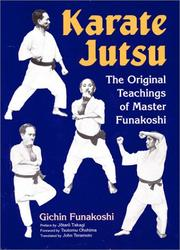 Cover of: Karate Jutsu