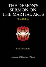 Cover of: The Demon's Sermon on the Martial Arts