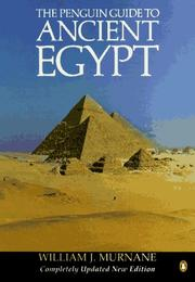 Cover of: The Penguin guide to ancient Egypt