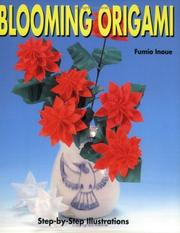 Cover of: Blooming Origami