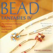 Cover of: Bead Fantasies IV