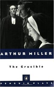 Cover of: The crucible: a play in four acts