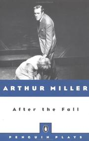 Cover of: After the fall: a play