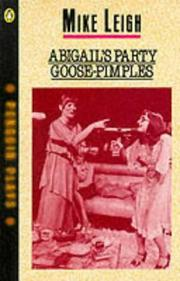 Cover of: Abigail's Party