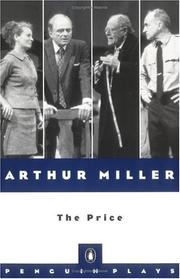 Cover of: The price: a play.