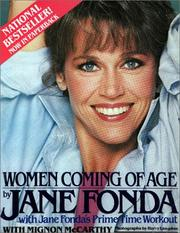 Cover of: Women Coming of Age / Jane Fonda, with M