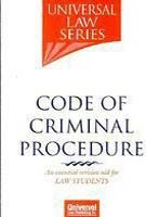 Cover of: Code of Criminal Procedure | Universal Law