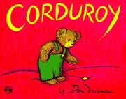 Cover of: Corduroy