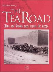 Cover of: The Tea Road