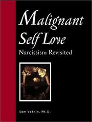 Cover of: Malignant self love