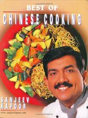 Cover of: Best of Chinese Cooking | Sanjeev Kapoor