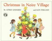 Cover of: Christmas in Noisy Village