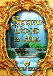 Cover of: Seeing Good in All