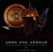 Cover of: Arms and Armour | E. Jaiwant Paul