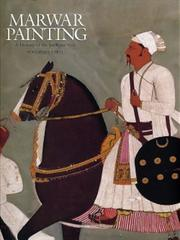 Cover of: Marwar painting