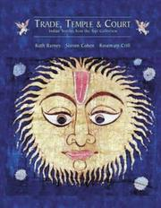 Cover of: Trade, Temple & Court