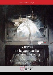 Cover of: A través de la vanguardia hispanoamericana | Manuel Fuentes Vázquez, Francisco Tovar Blanco