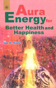 Cover of: Aura Energy