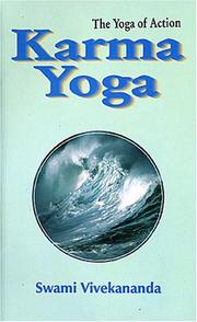 Cover of: Karma-yoga