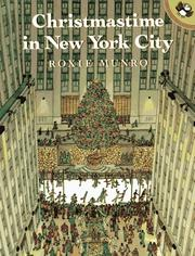 Cover of: Christmastime in New York City | Roxie Munro