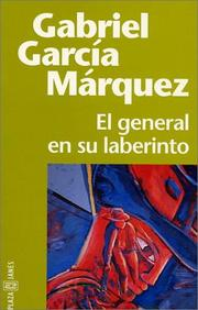 Cover of: El General en su Laberinto