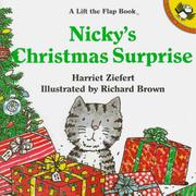 Cover of: Nicky's Christmas surprise