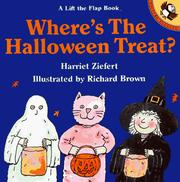 Cover of: Where's the Halloween treat?