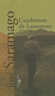 Cover of: Cuadernos de Lanzarote